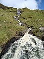 Grey Mare's Tail Waterfall, Croaghgorm - geograph.org.uk - 954628.jpg