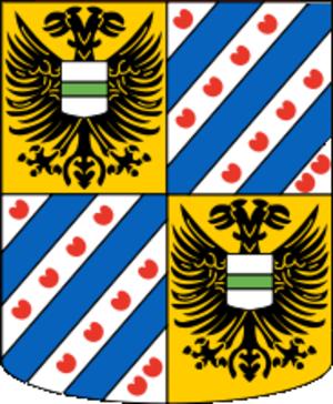 Seventeen Provinces - Image: Groningen coa small