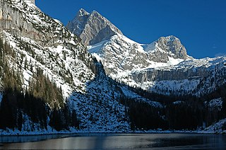 Großer Hundstod mountain