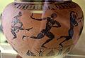 Gruppo dei dinoi campana, ribbon painter, prod. etrusca con maestranze ioniche, dinos con danzatori, 540-520 ac ca. 03.JPG