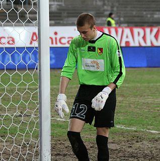 Grzegorz Sandomierski Polish footballer