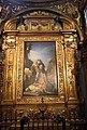 Guercino, san francesco che adora il crocifisso, 1645, 02.JPG