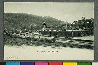 São Paulo - Alto da Serra