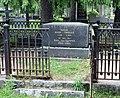 Gustaf Toppelius Grave Oulu 20110614.JPG