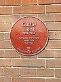 Gustav Holst plaque 2019-09-27 08.26.31.jpg