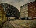 Gustav Wunderwald - Brücke über die Ackerstraße Berlin Nord, 1927.jpg