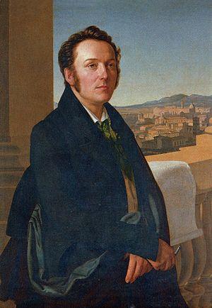 Gustav Seyffarth - Gustav Seyffarth (1837 portrait)