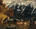 Gustave Courbet - An Alpine Scene - 1901.456 - Art Institute of Chicago.jpg