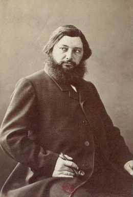 Gustave Courbet by Nadar 1860s.png
