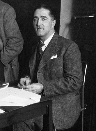 Guy Mazeline - Guy Mazeline in 1932