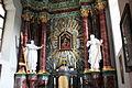 Gwabl, Kath.Filialkirche Maria-Heimsuchung, Altardetail.JPG