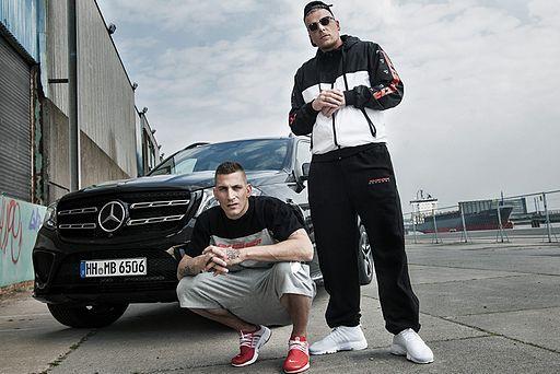 Gzuz und Bonez MC - Pusher Apparel