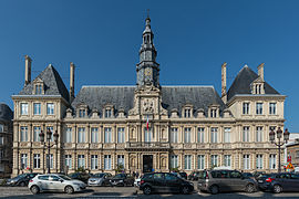 City hall (hôtel de ville)