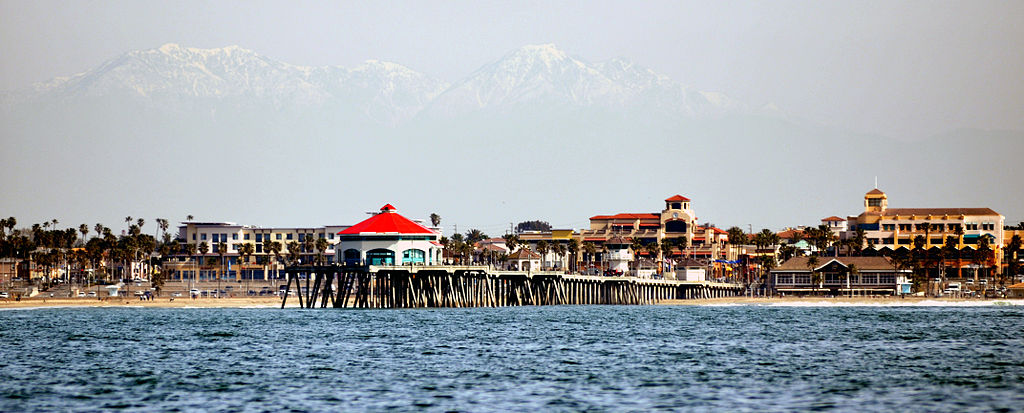 HB Pier Photo D Ramey Logan