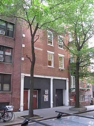 HB Studio - Image: HB Studio Greenwich Village Manhattan New York