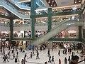 HK 沙田 Shatin 新城市廣場 New Town Plaza mall interior October 2016 SSG 07.jpg
