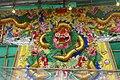 HK 西營盤 Sai Ying Pun 香港 中山紀念公園 Dr Sun Yat Sen Memorial Park 香港盂蘭勝會 Ghost Yu Lan Festival the God clothing paper product Sept 2017 IX1 02.jpg