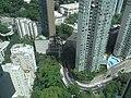 HK Kennedy Town 寶雅山 46A Belcher's Hill view smithfield 翰林軒 University Height June-2011.jpg