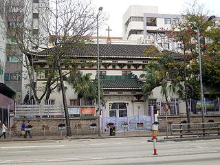 Holy Trinity Cathedral, Hong Kong Church in Hong Kong, Hong Kong