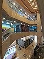 HK SW 上環 Sheung Wan 德輔道中 340 Des Voeux Road Central 華泰商業大廈 Hua Qin International Building mall interior escalators October 2019 SS2 04.jpg