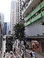 HK Tram 92 view 灣仔 Wan Chai 莊士敦道 Johnston Road October 2019 SS2 05.jpg