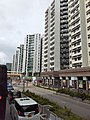 HK bus 115 tour view 紅磡道 Hung Hom Road 黃埔花園 Whampoa Garden June 2020 SS2 07.jpg