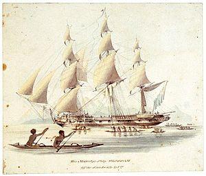 HMS Blossom (1806) - HMS Blossom