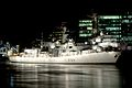 HMS Somerset strengthens her links with London. MOD 45146097.jpg
