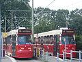 HTM 3093 3068 Tram 19 Delft Tanthof en 6 Leidschendam Leidsenhage.JPG