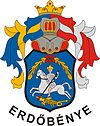 Coat of arms of Erdőbénye