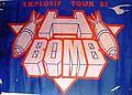 H Bomb 1985 Affiche H Bomb Tour 85.jpg
