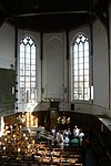 haarlem - waalse kerk from organ balcony