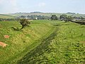 Hadrian's Wall National Trail and the Vallum - geograph.org.uk - 990317.jpg