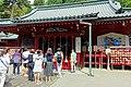Haiden - Hakone-jinja - Hakone, Japan - DSC05811.jpg
