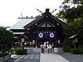 Haiden of Tokyo Daijingu, Front.jpg