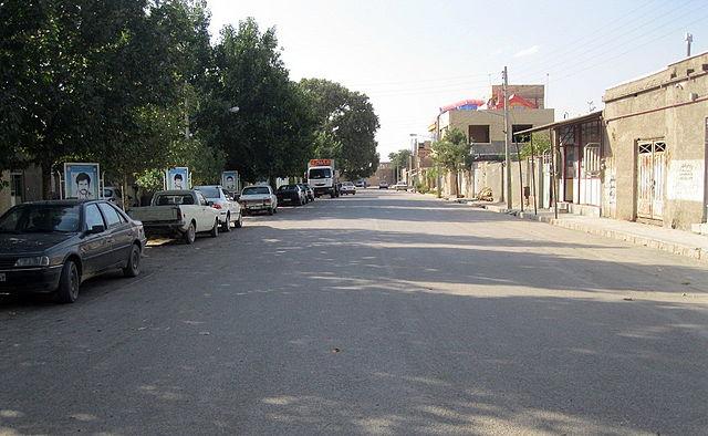 File:Hajjiabad, Zeberkhan, Nishapur - streets & alleys 6 ...