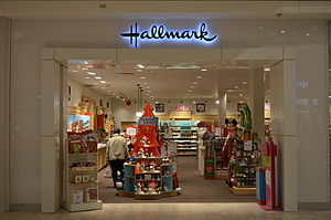Hallmark Cards - A Hallmark Store in Markville Shopping Centre.