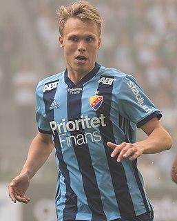 Jonathan Augustinsson Swedish footballer