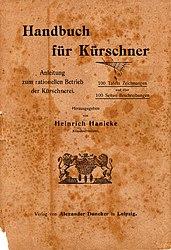 Deutsch: Handbuch für Kürschner