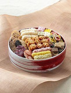 Hangwa traditional Korean confectionery