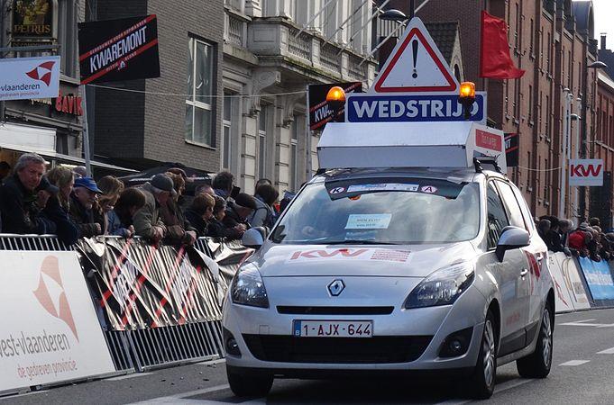 Harelbeke - Driedaagse van West-Vlaanderen, etappe 1, 7 maart 2015, aankomst (A50).JPG