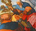 Harrich, Jobst - Heller-Altar- Innenseite des Triptychons, Teilansicht unten rechts.JPG