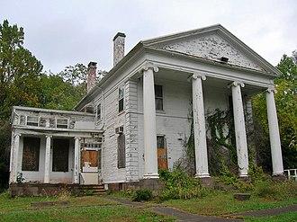 Elizabeth Jarvis Colt - Hart Jarvis House, Portland, CT (October 2017).