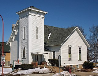 Hastings Methodist Episcopal Church United States historic place