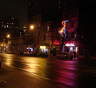 Hastings Street (Vancouver) - Image: Hastingsdtes 2