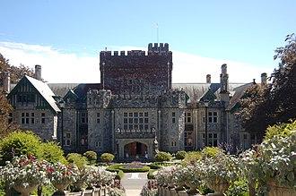 James Dunsmuir - Hatley Castle circa 2006