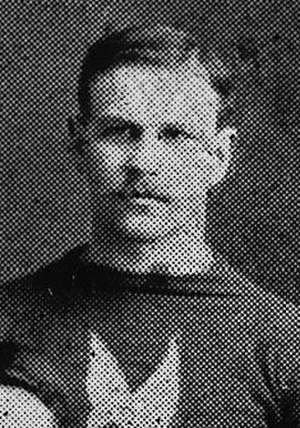 Haviland Routh - Routh with the Montreal Hockey Club in 1894.