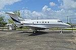 Hawker Siddeley HS.125-400A 'N400PR' (40271350571).jpg