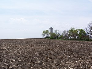 Hawkeye Point - Hawkeye Point is roughly at the site of the silo.