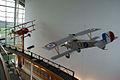 HeadToHead Nieuport 11 Fokker Dr.I Above Nieuport EASM 4Feb2010 (14412670739).jpg
